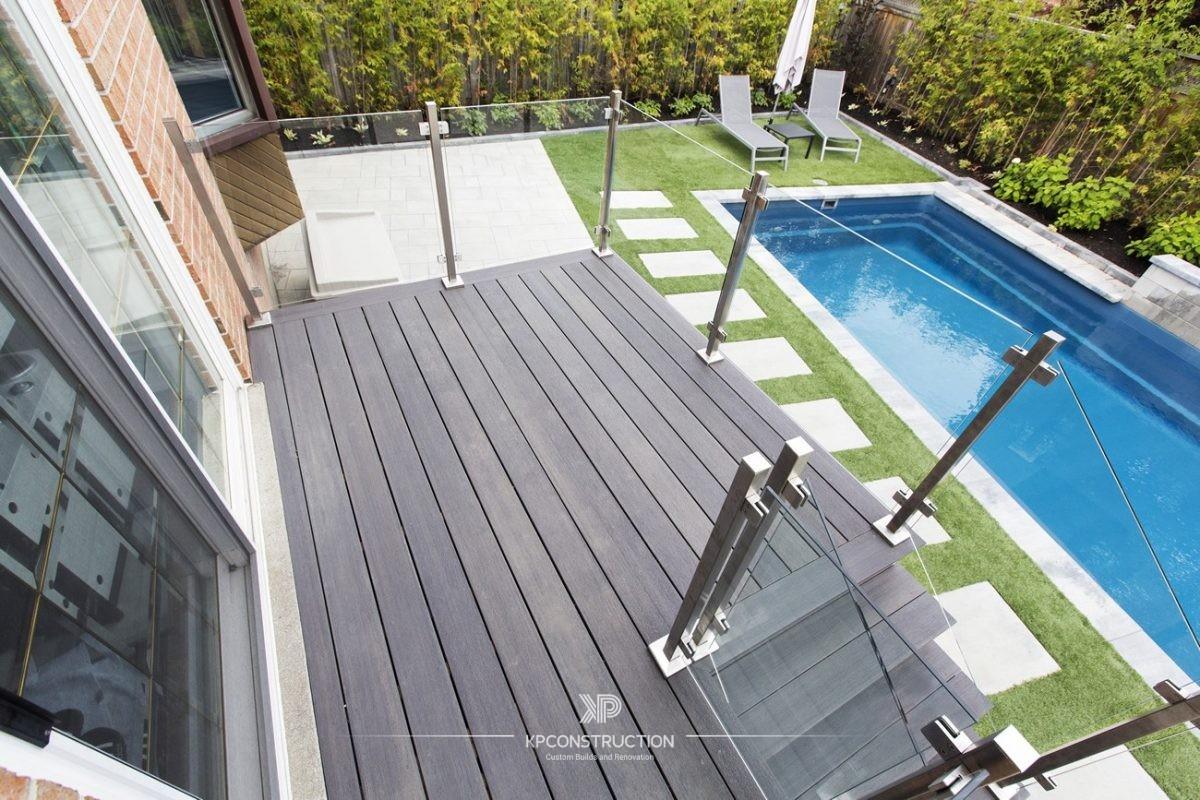 Thornhill composite deck