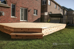 cedar deck vaughan project cover