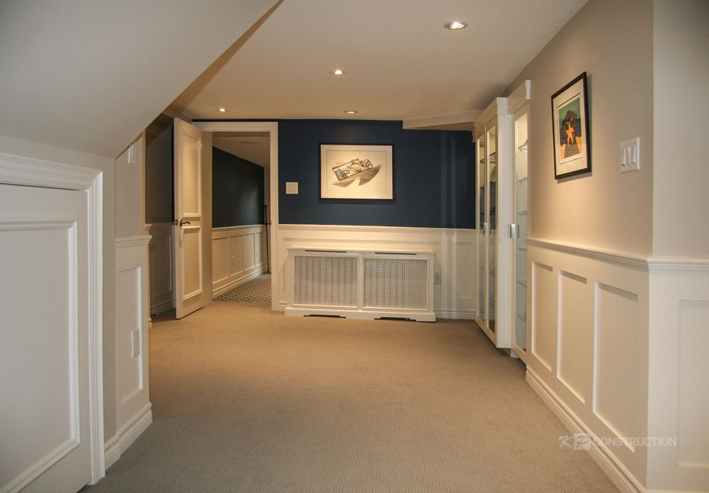 Basement Renovations Toronto Ontario