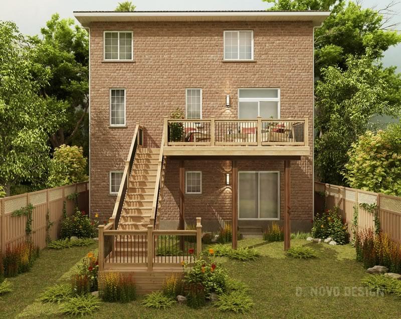 3d deck design Toronto