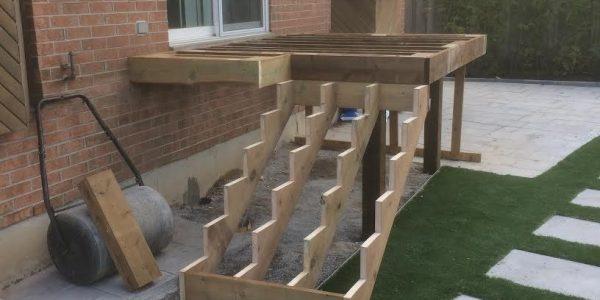 deck building