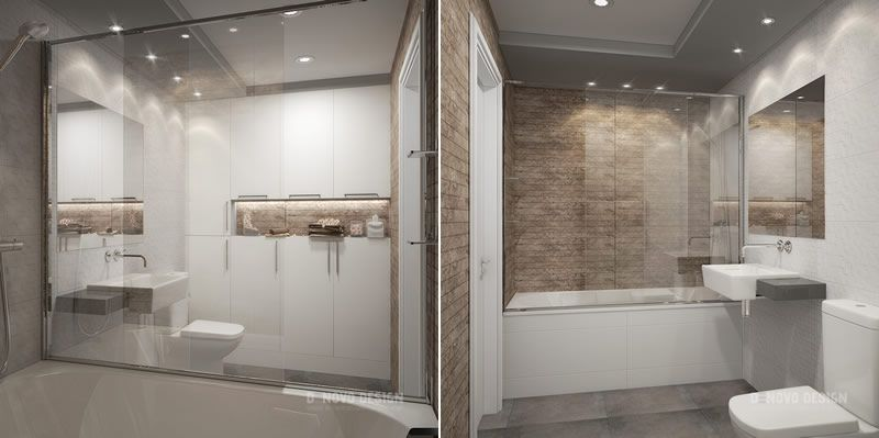 3d design bathroom renovation