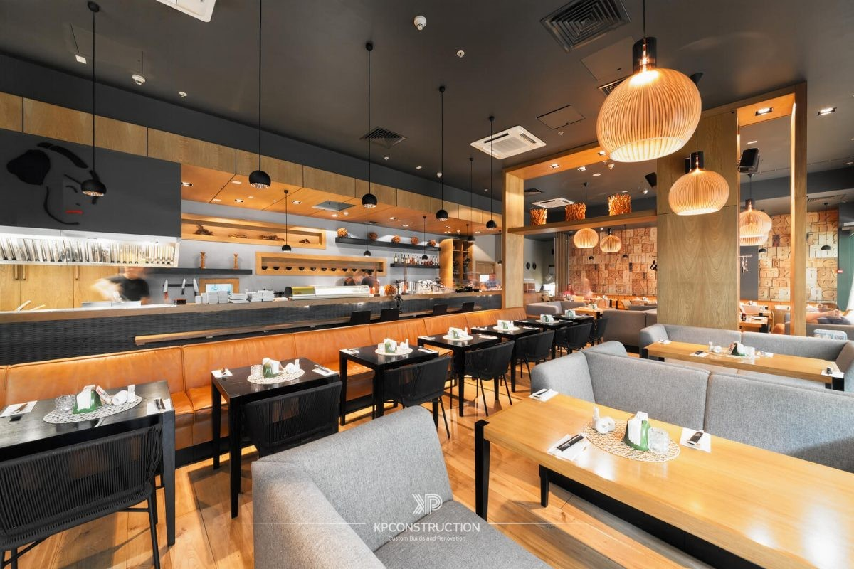 Restaurants Construction Services in Toronro